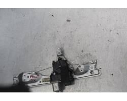 Cremagliera posteriore sinistra guida PEUGEOT 308 1° Serie