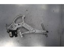 Cremagliera anteriore sinistra Guida OPEL Meriva 1° Serie