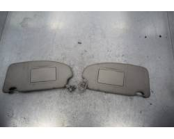 Coppia parasole Dx e SX FORD Focus Berlina 3° Serie