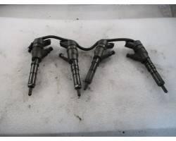 9641742880 RHY 2.0 HDI 2003 KIT INIETTORI PEUGEOT 206 1° Serie 2000 Diesel RHY (2003) RICAMBI USATI