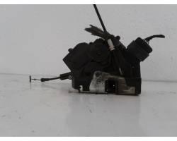 Serratura Posteriore Sinistra SMART Forfour 1° Serie