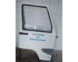 PORTIERA ANTERIORE DESTRA EFFEDI Gasolone Autocarro Diesel (2002) RICAMBI USATI
