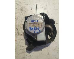 Cintura di sicurezza anteriore destra TOYOTA Yaris 4° Serie
