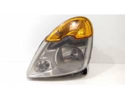 Faro anteriore Sinistro Guida RENAULT Modus 1° Serie