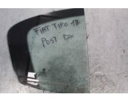 Deflettore posteriore DX FIAT  Tipo berlina 5p