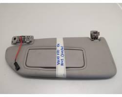 Parasole aletta anteriore Lato Guida VOLVO V70 3° Serie