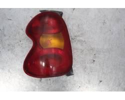 Stop fanale Posteriore sinistro lato Guida SMART ForTwo Cabrio 1° Serie