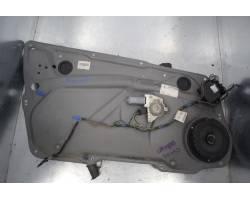 Cremagliera anteriore sinistra Guida MERCEDES Classe A W169 3° Serie
