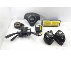 Kit Airbag senza cruscotto AUDI A3 Serie (8P)