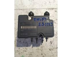 AV36L22H99 / 06.2109-0812.3 / 00404116E0 / F8 9479 F8 / 0120 U6319N06 / 62J1 BE 2WD 06.2102-0564.4 ABS SUZUKI Swift 4° Serie 1300 Diesel Z13DT (2008) RICAMBI USATI
