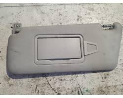Parasole aletta Lato Passeggero MERCEDES Classe A W169 3° Serie