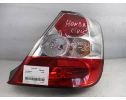 Stop fanale posteriore Destro Passeggero HONDA Civic Berlina 4P (04>12)