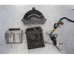 Kit chiave CITROEN C3 1° Serie