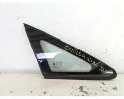 Vetro Fisso Laterale Destro OPEL Corsa D 5P 1° Serie