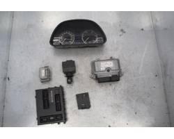 Kit chiave MERCEDES Classe A W169 3° Serie