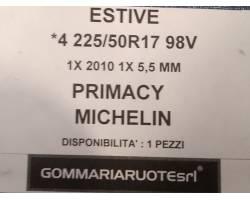 GOMME ESTIVE USATE MICHELIN 225/50 R17 2255017 225 50 17 225/50 R17 PNEUMATICI USATI