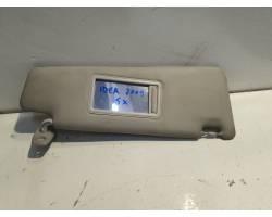 Parasole aletta anteriore Lato Guida FIAT Idea 3° Serie