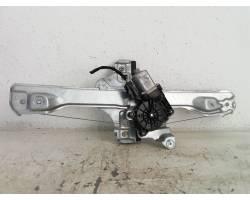 Cremagliera posteriore sinistra guida CHEVROLET Trax 1° Serie