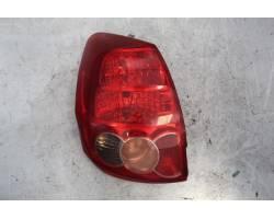 Stop fanale posteriore Destro Passeggero TOYOTA Auris Serie (E150) (07>12)