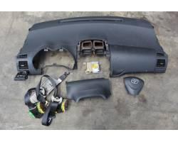 Kit Airbag Completo TOYOTA Auris Serie (E150) (07>12)