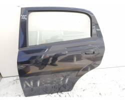 Portiera Posteriore Sinistra FIAT Grande Punto 3° Serie