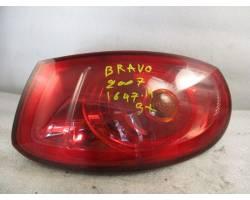 Stop fanale Posteriore sinistro lato Guida FIAT Bravo 2° Serie
