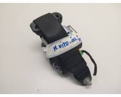 Cintura di Sicurezza anteriore Destra con pretensionatore MERCEDES Vito W639 2° Serie