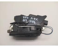 Serratura Anteriore Destra MERCEDES Vito W639 2° Serie
