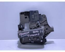 9682100677 MANIGLIA INTERNA PORTA LATERALE SCORREVOLE PEUGEOT Partner 3° Serie 1600 Diesel (2009) RICAMBI USATI