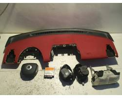 Kit Airbag Completo SMART Fortwo Coupé 3° Serie (w 451)