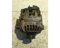 0124225058 / A0131546902 ALTERNATORE SMART Fortwo Coupé 3° Serie (w 451) 800 Diesel 660950 (2009) RICAMBI USATI