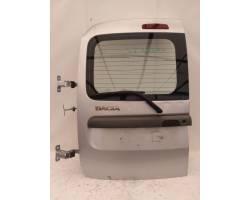 Porta carico posteriore a battente SX lato guida vetrata DACIA Logan 1° Serie