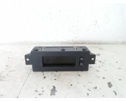 Display multifunzione computer di bordo OPEL Corsa D 5P 1° Serie