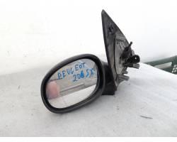 Specchietto Retrovisore Sinistro PEUGEOT 206 1° Serie