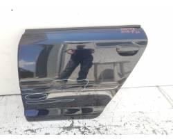Portiera Posteriore Sinistra AUDI A3 Serie (8P)