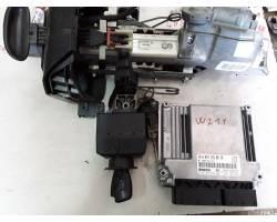Kit Centralina Motore MERCEDES Classe E Berlina W211
