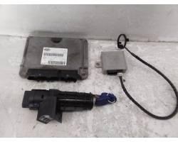 Kit chiave FIAT Seicento Serie (98>00)