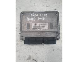 Centralina motore SEAT Ibiza Serie (05>08)