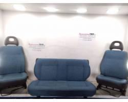 Sedili FIAT Seicento Serie (98>00)