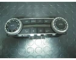 a2049000707 CENTRALINA CLIMA MERCEDES Classe GLK Serie (X204) (08>15) Diesel (2013) RICAMBI USATI