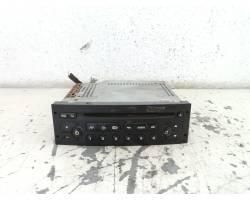 Autoradio PEUGEOT 1007 1° Serie