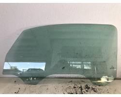 Vetro scendente anteriore Sinistro PEUGEOT 1007 1° Serie