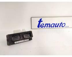 Centralina motore FIAT Punto Berlina 5P Bifuel B/Metano