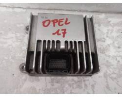 Centralina pompa carburante OPEL Meriva 1° Serie