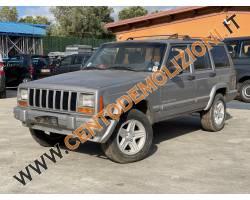 Ricambi auto per JEEP Cherokee 2° Serie