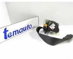Cintura di sicurezza Posteriore SX guida con pretensionatore MERCEDES Classe A W169 3° Serie