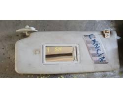 Parasole aletta anteriore Lato Guida LANCIA Y 1° Serie