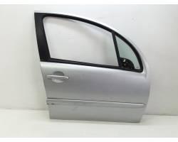 Portiera anteriore Destra CITROEN C3 2° Serie