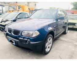 Ricambi auto per BMW X3 1° Serie
