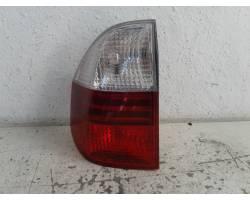 Stop fanale Posteriore sinistro lato Guida BMW X3 1° Serie